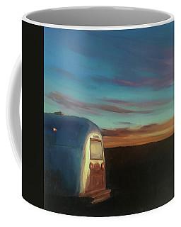 Sunrise Near Amarillo Coffee Mug