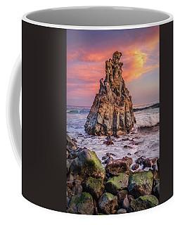 Sunrise On Playa El Bollullo Coffee Mug