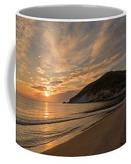 Sunrise On The Beach Of The Genoveses Of Cabo De Gata Coffee Mug