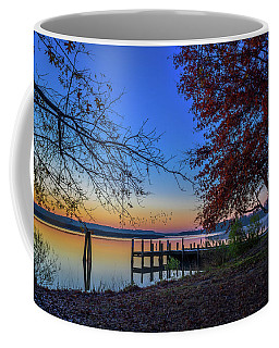 Sunrise On The Patuxent Coffee Mug