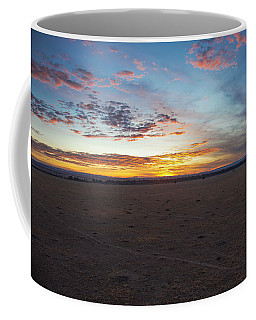 Sunrise Over The Mara Coffee Mug