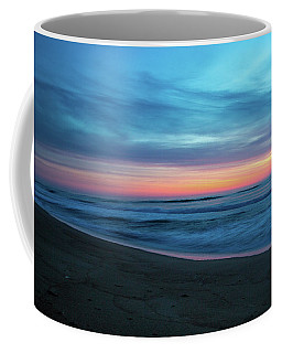 Coffee Mug featuring the photograph Sunrise Over The Outer Banks by Lora J Wilson