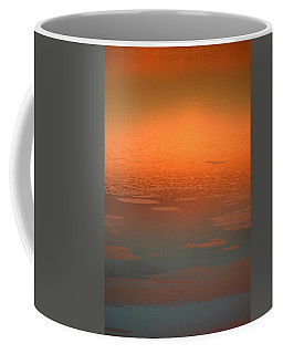 Coffee Mug featuring the photograph Sunrise Reflections by SimplyCMB