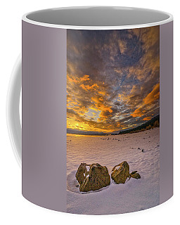 Sunrise Rocks Coffee Mug