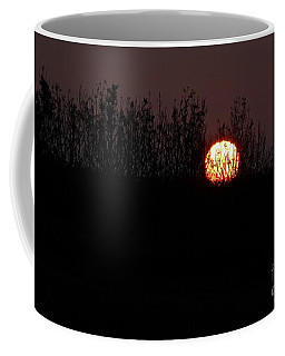 Sunrise Silhouette Coffee Mug