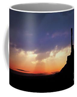 Coffee Mug featuring the photograph Sunrise Storm by Scott Kemper