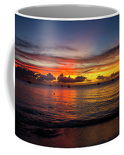 Coffee Mug featuring the photograph Sunset 4 No Filter by Stuart Manning
