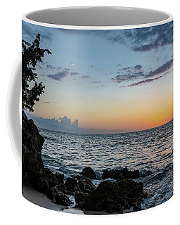 Sunset Afterglow In Negril Jamaica Coffee Mug
