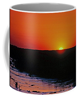 Sunset Along The James River Coffee Mug