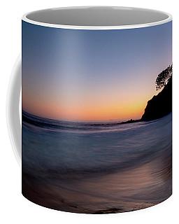 Sunset At Abalone Cove Coffee Mug