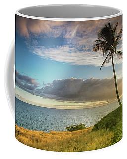 Sunset At Hulopoe Bay Coffee Mug