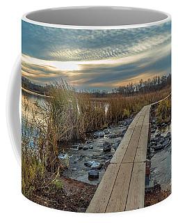 Sunset At Purgatory Creek Coffee Mug