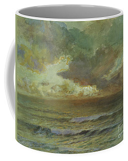 Sunset At Seascale Coffee Mug