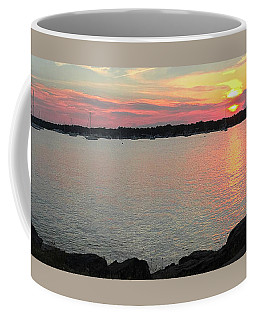Sunset At The Park Coffee Mug