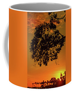 Sunset By The Pier Coffee Mug