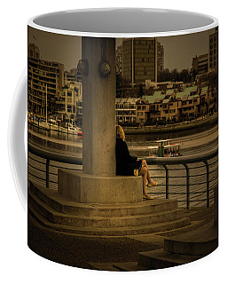 Sunset Enjoyment Coffee Mug
