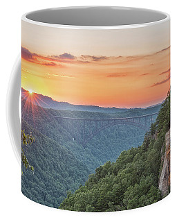 Sunset Flare Coffee Mug