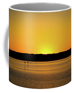 Sunset From National Harbor Coffee Mug