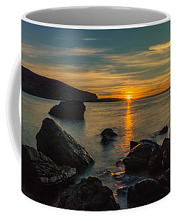 Sunset In Balandra Coffee Mug