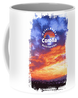 Sunset In Carolina Coffee Mug