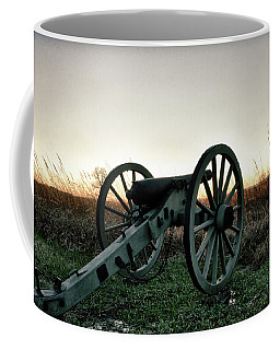 Sunset In Defense Coffee Mug