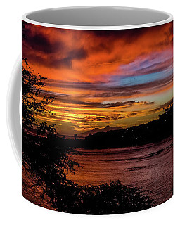 Sunset In Praia, Cape Verde Coffee Mug