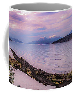 Sunset In Ushuaia Coffee Mug