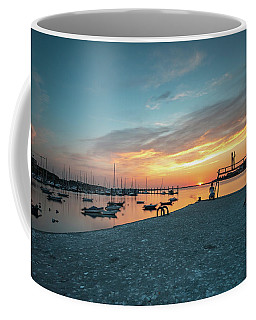 Coffee Mug featuring the photograph Sunset Looker by Bruno Rosa