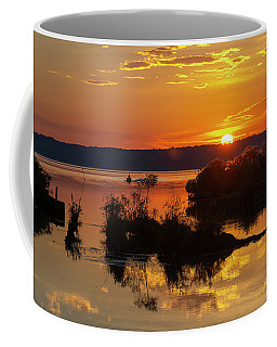 Sunset, Mallows Bay Coffee Mug