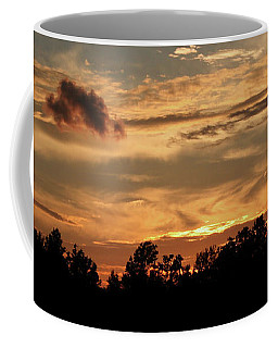 Sunset On The Farm Coffee Mug