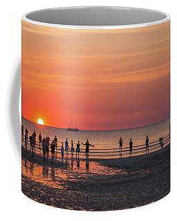 Sunset Over Mindil Beach Coffee Mug