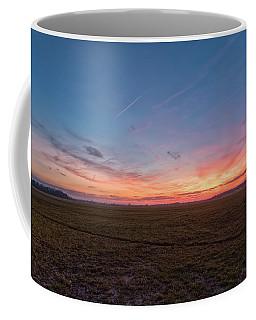 Sunset Pastures Coffee Mug