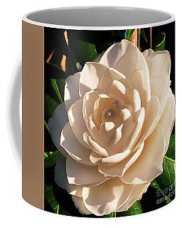 Coffee Mug featuring the photograph Sunset Sea Foam by Rick Locke
