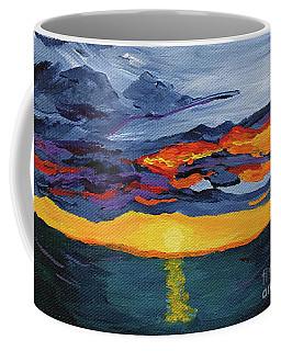Sunset Streak Coffee Mug
