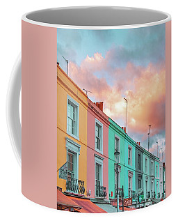 Sunset Street Coffee Mug
