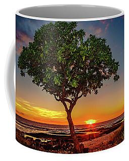 Sunset Tree Coffee Mug