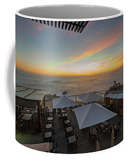 Coffee Mug featuring the photograph Sunset Vibes by Bruno Rosa