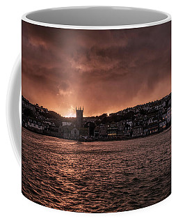 Sunset Harbour Coffee Mug