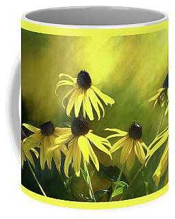 Sunshine On Black Eyed Susan Coffee Mug