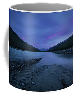 Sunwapta River Coffee Mug