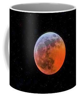 Super Blood Moon Eclipse 2019 Coffee Mug
