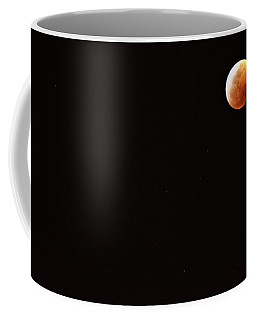 Super Blood Wolf Moon Coffee Mug