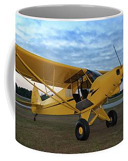Super Cub At Daybreak Coffee Mug