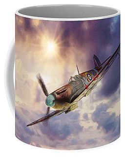 Supermarine Spitfire Coffee Mug