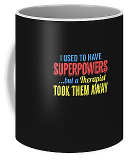 Superpowers Coffee Mug