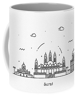 Landmark Center Drawings Coffee Mugs