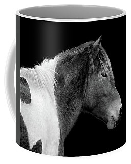 Susi Sole Portrait In Black And White Coffee Mug