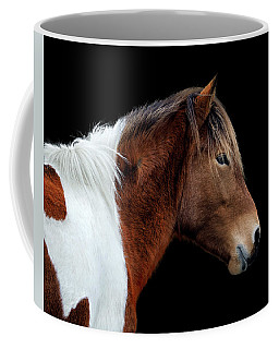 Susi Sole Portrait On Assateague Island Coffee Mug