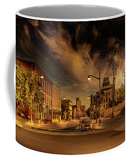 Coffee Mug featuring the photograph Sussex Dr by Juan Contreras