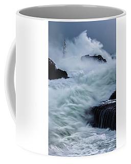 Swallowed By The Sea Coffee Mug